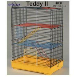 Inter-Zoo klatka dla chomika Teddy II