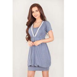 7625d33f5a72f5 branco sukienka ciazowa wizytowa model 4028 - porównaj zanim kupisz