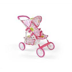 Milly Mally, Natalia, wózek dla lalek, brązowy Darmowa dostawa do sklepów SMYK