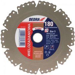 Tarcza do cięcia DEDRA H1087 230 x 22.2 mm Vacuum Braze diamentowa