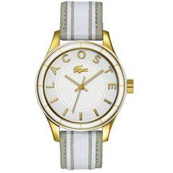 Lacoste 2000771 Grawerowanie na zamówionych zegarkach gratis! Zamówienia o wartości powyżej 180zł są wysyłane kurierem gratis! Możliwość negocjowania ceny!