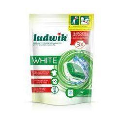 Kapsułki do prania Ludwik white (32 sztuki)
