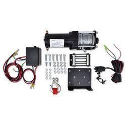 vidaXL Wciągarka elektryczna 12V 1360 kg sterowanie przewodowe Darmowa wysyłka i zwroty