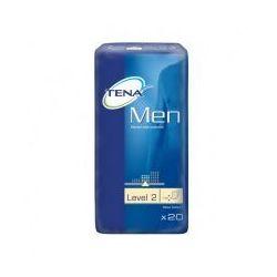 TENA Men Level 2 Wkłady anatomiczne x 20 szt.