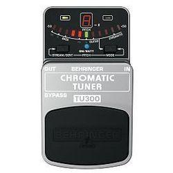 Behringer CHROMATIC TUNER TU300 tuner gitarowy
