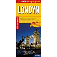 Londyn Map & Guide (opr. miękka)
