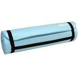 Mata do ćwiczeń fitness Avento 12mm - Błękitny