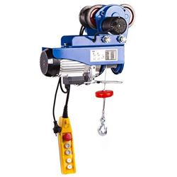 Elektryczna suwnica z elektryczną wciągarką PROCAT 500