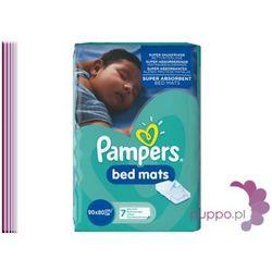 Pampers Mata ochronna do łóżeczka BED MATS 90/80cm