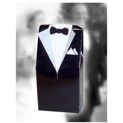 Smoking - pudełeczko ślubne - 10 sztuk