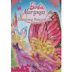 Barbie Mariposa i Baśniowa Księżniczka Teczka