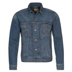 Wrangler Kurtka jeansowa niebieski