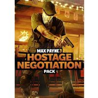 Max Payne 3 Hostage Negotiation Pack (PC)