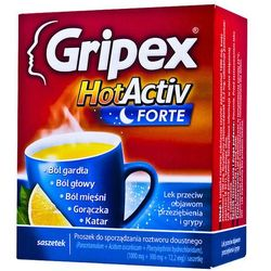 Gripex HotActiv Forte 12 SASZ.