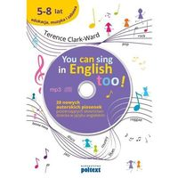 You can sing in english too +CD - Terence Clark-Ward (opr. miękka)