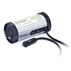 PRZETWORNICA SAMOCHODOWA 12V->230V 150W USB - EG-PWC-031