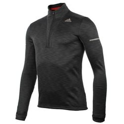 bluza do biegania męska ADIDAS CLIMAHEAT 1/2 ZIP / AA0508 Promocja (-30%)