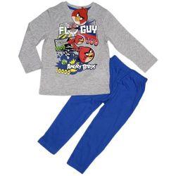 Piżama dla chłopca Angry Birds Boom!!! Szary