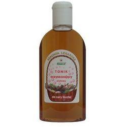 Tonik ziołowy do cery tłustej i trądzikowej (Szałwia lekarska) 200ml