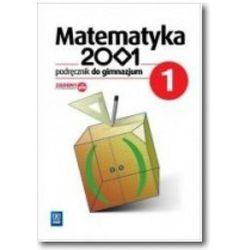 Matematyka GIM 1 2001 Podr. WSiP
