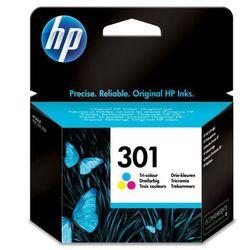 HP oryginalny ink CH562EE, No.301, color, 165s, HP HP Deskjet 1000, 1050, 2050, 3000, 3050