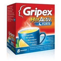 Gripex hotactiv forte x 8 sasz