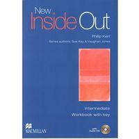 New Inside Out Intermediate Ćwiczenia + CD (z Kluczem) (opr. miękka)