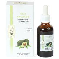 Olej kosmetyczny z awocado 50 ml - Ol'vita