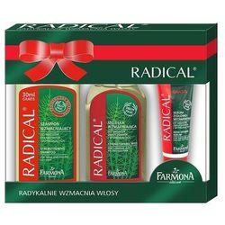 Farmona Zestaw prezentowy Radical /szampon+odżywka+serum do włosów/