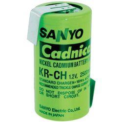 Akumulator NiCD Sanyo C ZLF, 1,2 V, 2500 mAh