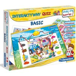 Interaktywny Quiz Basic CLEMENTONI