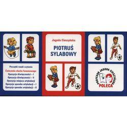 Piotruś sylabowy - pakiet sześciu talii kart do gry