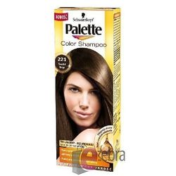 Palette Color Shampoo Szampon koloryzujący nr 221 Średni Brąz