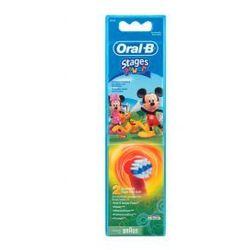 Końcówki do szczoteczek Oral-B EB 10-2 Kids Girl [Myszka Mickey]