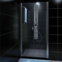 vidaXL Drzwi pod prysznic, szklane (80 cm) Darmowa wysy?ka i zwroty