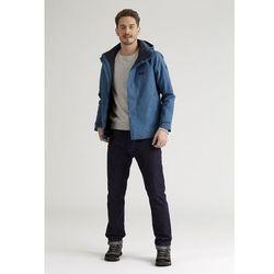 Jack Wolfskin HIGHLAND Kurtka hardshell moroccan blue
