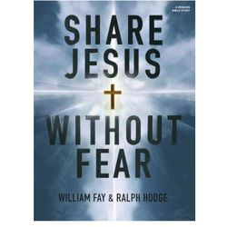 SHARE JESUS WITHOUT FEAR BIBLE STUDY BOO