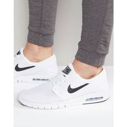 quality design 111bd 8e04a Nike SB Stefan Janoski Max Trainers In White 631303-100 - White