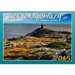 Kalendarz 2015 WL Piękne krajobrazy rodzinny