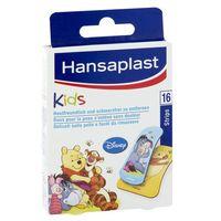Hansaplast Plastry dla dzieci z Kubusiem Puchatkiem 16 szt.