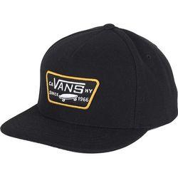 6723522959555 czapka z daszkiem VANS - Full Patch Snapba Black-Tawny Oli (KWG) rozmiar