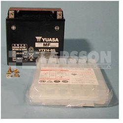 Akumulator bezobsługowy YUASA YTX14-BS (DMH14-12B) 1110246 Hyosung GT 125, Kawasaki ZZR 1400