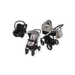 Wózek wielofunkcyjny 3w1 Lupo Husky Baby Design + Citi GRATIS (czarny 2016)