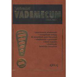 Vademecum. Język polski (opr. skórzana)