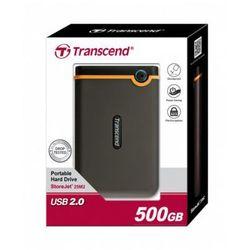 Transcend StoreJet 25 M2 500GB 2.5
