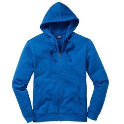 moro niebieska bluza meska z kapturem denley 2104 niebieski