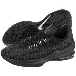 Buty Sportowe Nike Air Max Infuriate (GS) 869991 001 (NI738 a)