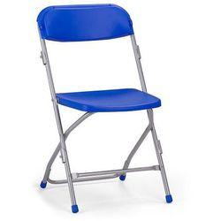 Krzesło składane POLYFOLD click alu