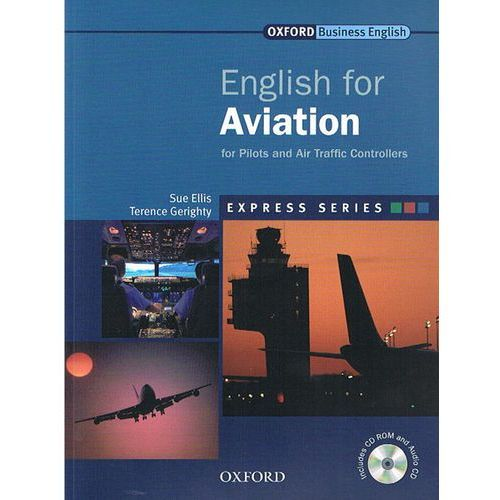 English for Aviation + MultiROM and Audio CD (opr. miękka)