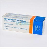 ELMETACIN 1% aerozol leczniczy 50 ml